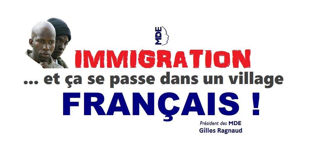 Immigration... et ça se passe dans un village français !